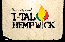 I-Tal Hemp Wick