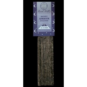 FRED SOLL PURE RESIN INCENSE