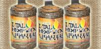 I-TAL HEMP WICK 3 PACK LIGHTER SLEEVE