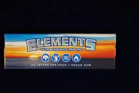ELEMENT RICE ROLLING PAPERS